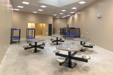 The Impact of Mental Health on Jail Building Design The Samuels Group