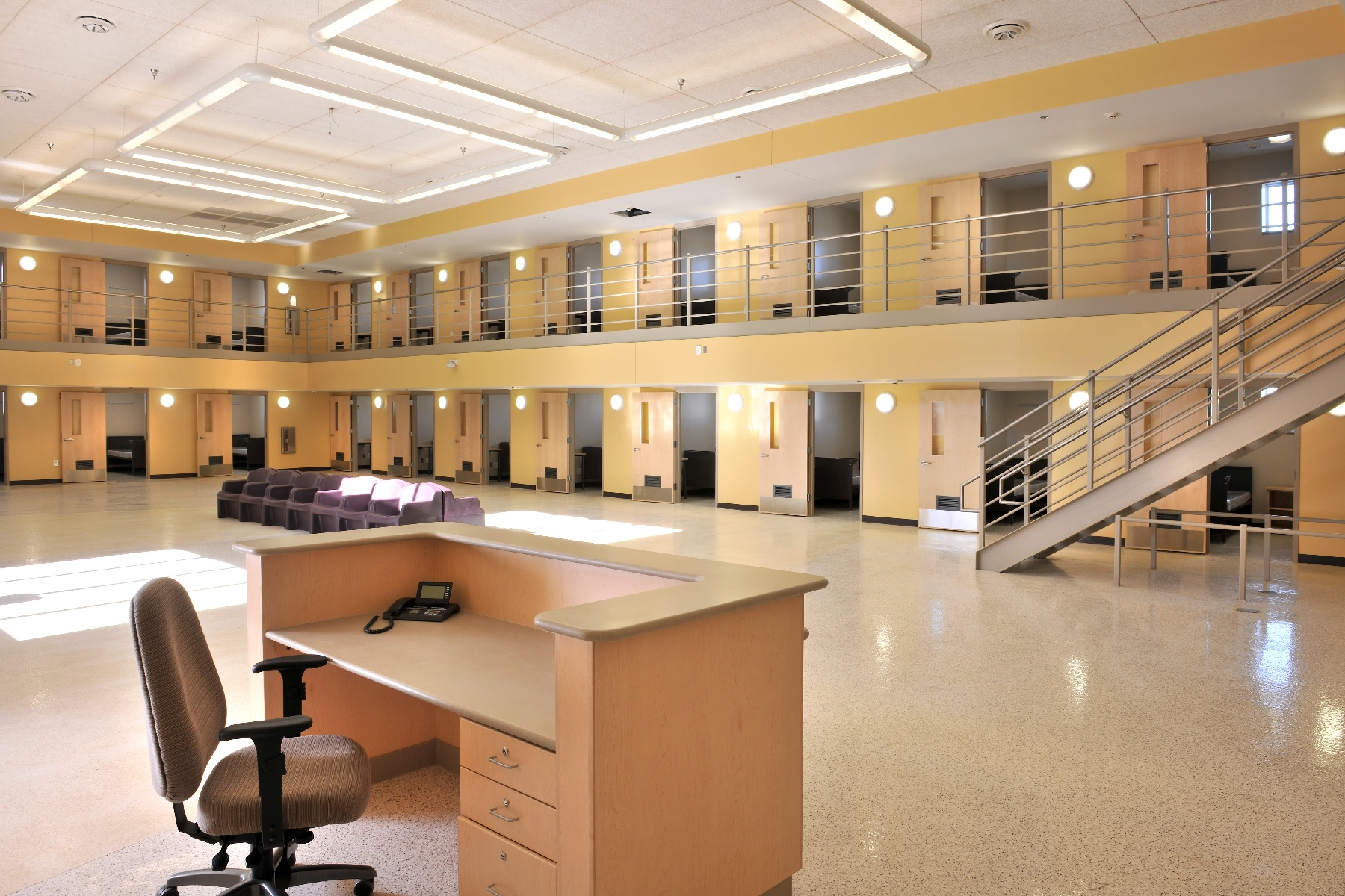 Jail Construction Challenges and Considerations