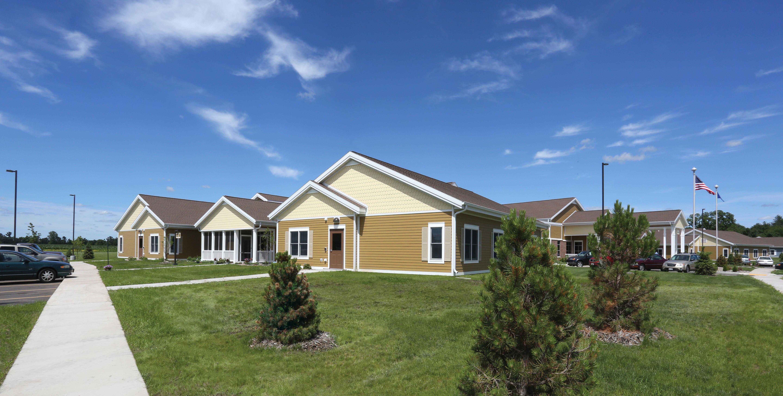 The Neighbors of Dunn County skilled nursing facility exterior