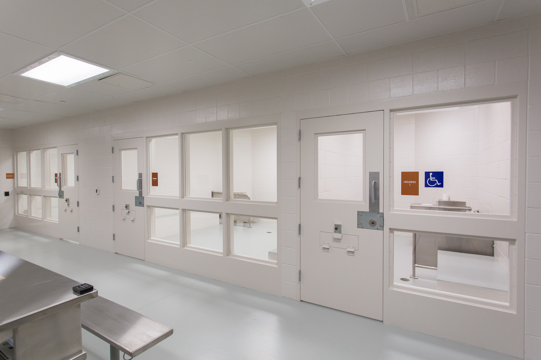 Inmate Classifications Affect Jail Design